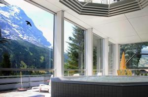 Parkhotel Schoenegg, Hotels  Grindelwald - big - 72