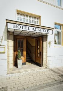 Ackfeld Hotel-Restaurant - Eringerfild