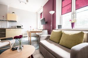 Elegant Apartment Warsaw Promenade