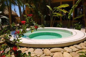 One Love Hostal Puerto Escondido, Hostels  Puerto Escondido - big - 14