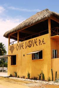 One Love Hostal Puerto Escondido, Hostels  Puerto Escondido - big - 34