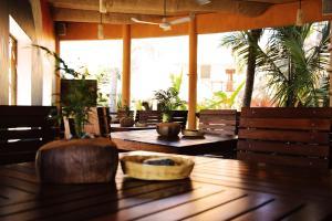One Love Hostal Puerto Escondido, Hostels  Puerto Escondido - big - 43