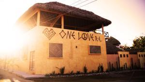 One Love Hostal Puerto Escondido, Ostelli  Puerto Escondido - big - 51