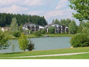 Hotel Seehotel Hintere Höhe Münchberg Německo