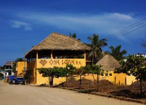 One Love Hostal Puerto Escondido, Ostelli  Puerto Escondido - big - 62