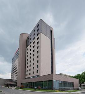 Ramada Plaza Bucharest, Hotels  Bukarest - big - 100