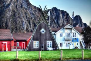 Anker Brygge, Hotely  Svolvær - big - 58