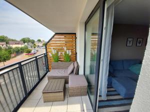 Międzyzdroje Bel Mare Resort Apartament Prywatny LeBrosina