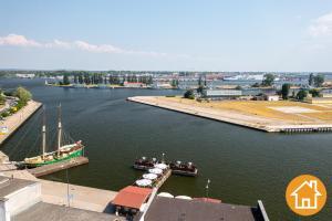 Apartamenty z widokiem na port visitopl