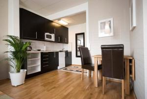 Stay Apartment Hotel, Apartmanhotelek  Karlskrona - big - 13
