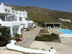 Yakinthos Residence, Apartmánové hotely  Panormos Mykonos - big - 49