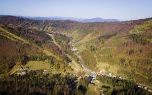Apartament SPOKOLOKO Wiślańska Leśny A1