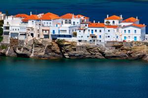 Anemomiloi Studios Andros Greece