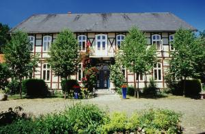 Herrenhaus Salderatzen - Leisten