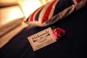Auberges de jeunesse - Aleksandr