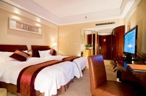 Plaza Hotel Yuyao, Hotels  Yuyao - big - 23