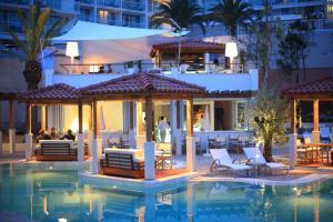 Amfora Hvar Grand Beach Resort, Отели  Хвар - big - 33