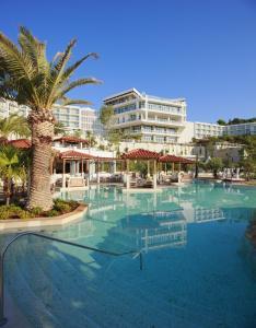 Amfora Hvar Grand Beach Resort, Отели  Хвар - big - 40