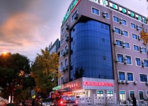 GreenTree Inn Suzhou Gusu District Shi Road North Tongjing Road Subway Station Express Hotel