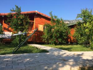 Bungalow (2 Adultos) Yildiz Pension Bungalows
