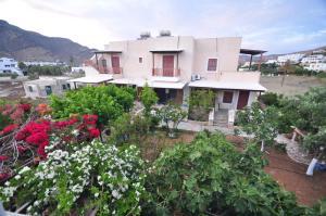 Villa Mata (Chora de Ios)