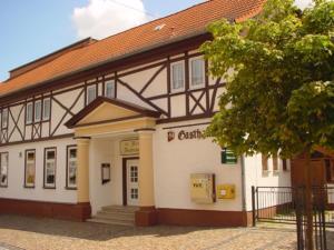 Hotel garni am Thüringer KloßTheater - Leina