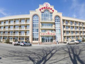 Riviera Khabarovsk - Krasnyy Vostok