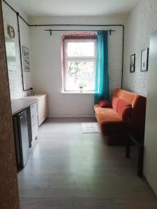 Mini zaciszny apartament w industrialnym stylu