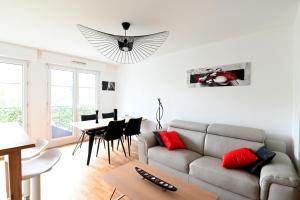 Appartement GERIMMO LOCATION 5 MN DE LA DEFENSE