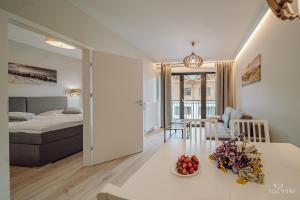 Apartament Silence Karpatia Resort z Kominkiem