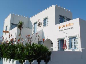 Pico Bello, Residence  Grikos - big - 36
