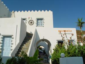 Hostels e Albergues - Pico Bello