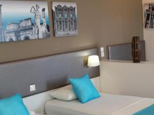 Blue Nest Hotel, Hotel  Tigaki - big - 82