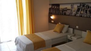 Blue Nest Hotel, Hotel  Tigaki - big - 60