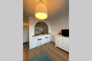 Modern studio apartment at parkstadion near city center