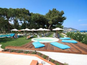La Casa di Anny, Отели типа «постель и завтрак»  Диано-Марина - big - 22