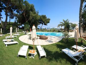 La Casa di Anny, Отели типа «постель и завтрак»  Диано-Марина - big - 21