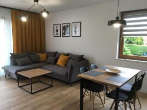 Apartament BlackWhite Lubawka