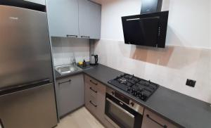Cosy and Bright Apartment in Gizycko