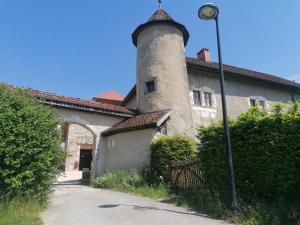 Le Domaine du Château - Hotel - Seynod
