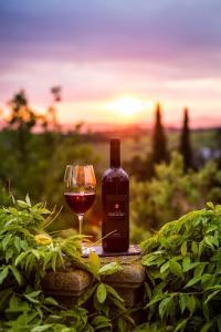 Villa Loggio Winery and Boutique Hotel, Hotely  Cortona - big - 83