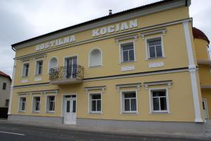 Gostilna in prenočišče KOCJAN - Чатеж-об-Сави