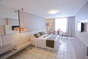 Marina Park Hotel, Szállodák  Fortaleza - big - 28