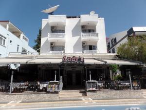 Апарт-отель Andy's Apart Hotel, Мармарис