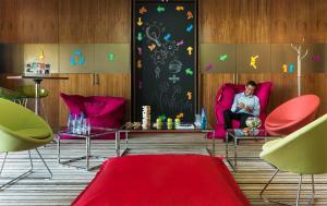 Radisson Blu Hotel, Abu Dhabi Yas Island, Hotel  Abu Dhabi - big - 38