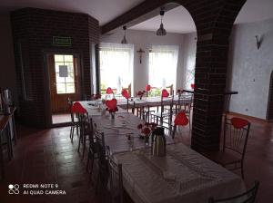 Dom Formacji Małżeństw Wspólnoty Przyjaciele Oblubieńca w Lisznej
