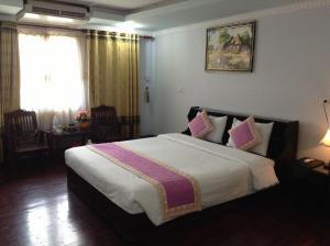 Mekong Hotel, Hotely  Thakhek - big - 51