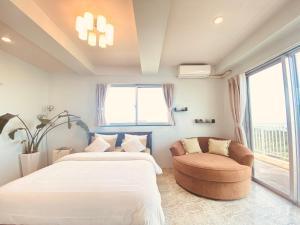 Ocean view suite Coco Calm URUMA