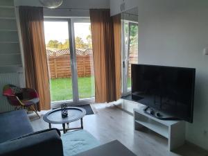 Nowe mieszkanie na wakacje Apartament Świnoujście 2pok z Ogródkiem