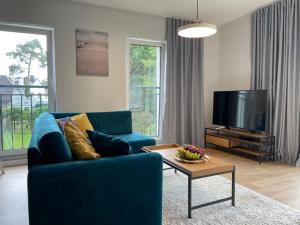 Green Apartment w Baltic Residence